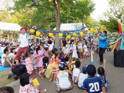 出雲乳児保育所七夕会 バルーンアート