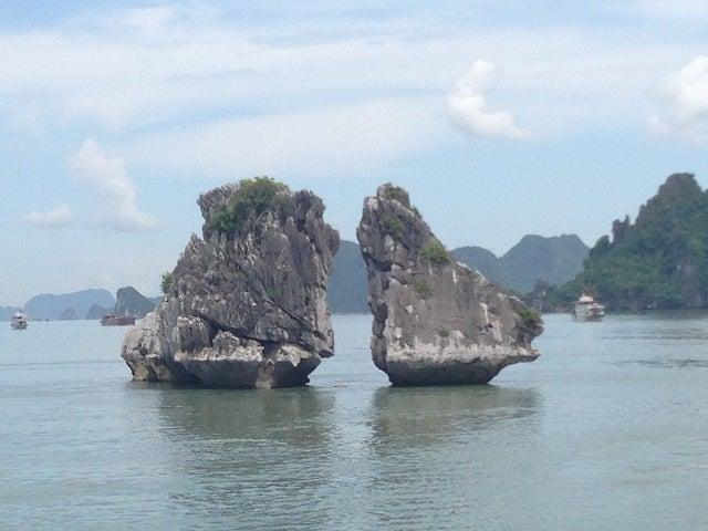 ベトナム ハロン湾 世界遺産