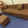 新しいソファーが届き…