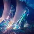 シンデレラの靴の選び…