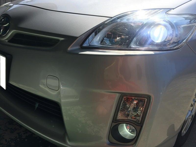 画像 30プリウス LEDヘッドライト LEDフォグランプ 取り付け 比較 ランキング 工賃 価格 安い ベロフ フィリップス
