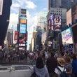 ニューヨークに居ます…