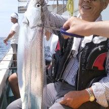 8月11日 岡田釣船…
