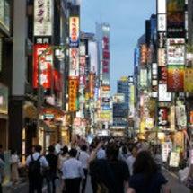 新宿散歩と鼎の夜。