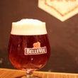 ベルギービールが美味…