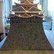 名古屋城割り箸細工写…