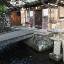 名水の里-醒ヶ井宿と…