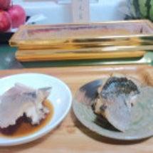 お参り☆ 約束の魚
