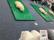 茨木市医師会 AED講習会 永井歯科