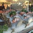 マラケシュでお魚を食…