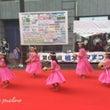 橋本七夕祭りで踊りま…