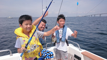 レンタルボート 釣り