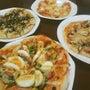手作りピザ☆