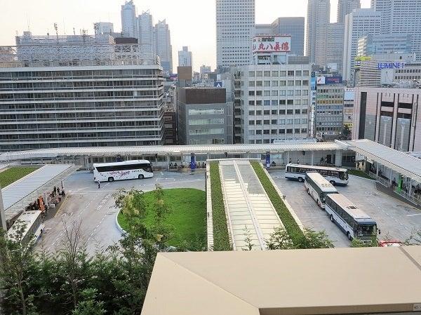 バスタ新宿 ニュウマン NEWoMan JR新宿駅新南口