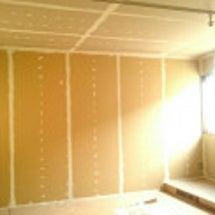 壁塗り修行②
