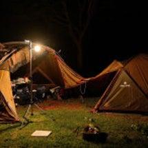 キャンプに行ってきま…