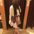 秋♡台形スカート