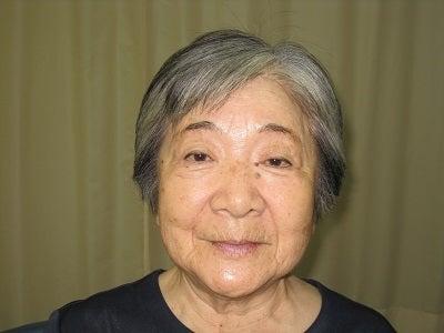 金子さん施術後