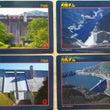 福岡県で4か所ダムカ…