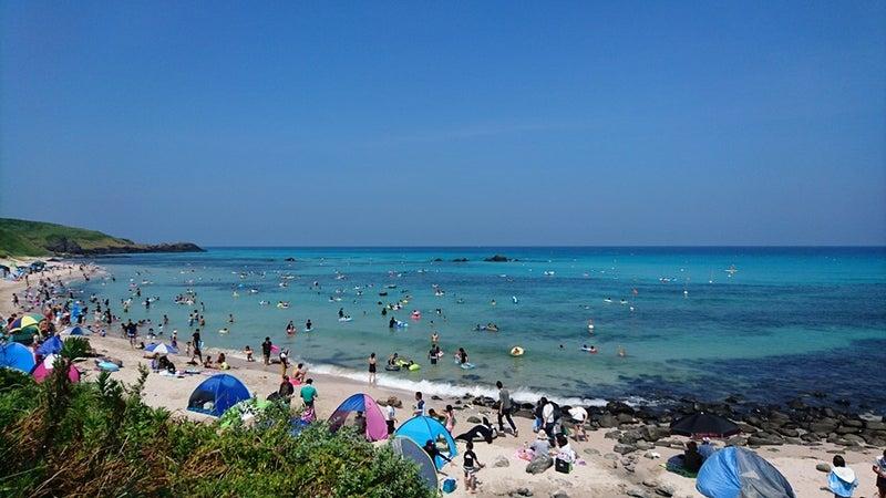 角島海水浴場
