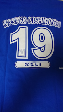 生誕Tシャツ2