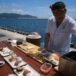 石巻の寿司職人と海