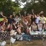 代々木公園ピクニック…