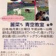 8/20(土)青空教…