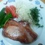 『トンテキ定食』