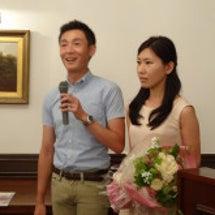 豊さん結婚祝賀PAR…