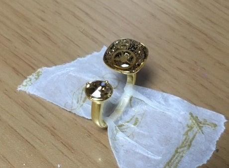 指輪プレゼントアクセサリー