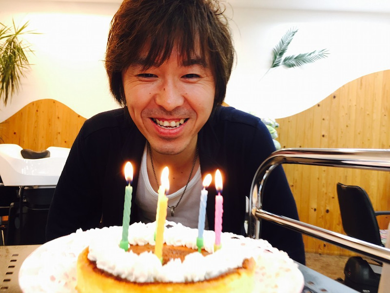 サンキュー(39歳)な誕生日(笑)
