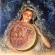 【水瓶座の満月のセレ…