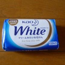 花王石鹸ホワイト フ…