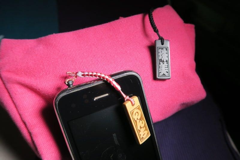 黒好きの珠美もピンクと合う