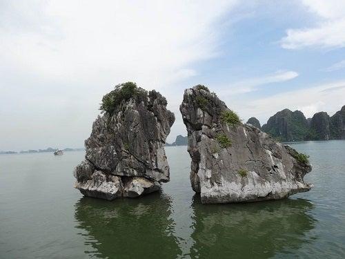 ベトナム 世界遺産 ハロン湾