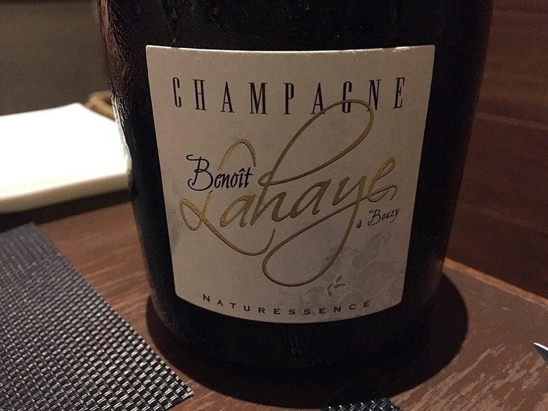 Benoit Lahaye  Champagne Naturessence