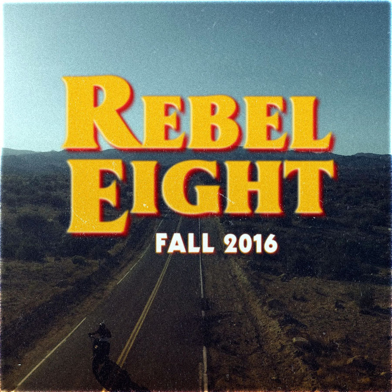REBEL8 Fall2016 collections