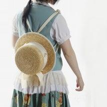 麦わら帽子みたいなバ…