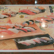 回転寿司!