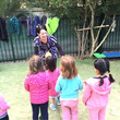 シドニーへ③幼稚園で…