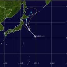 台風9号、台風10号…