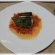 鮮魚のポワレ ソース…