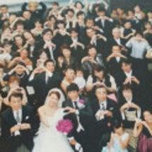 結婚記念日❤