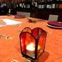 ワインのステンドグラ…