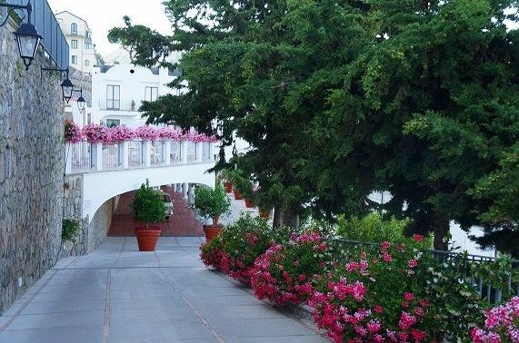 絶景ラヴェッロホテル