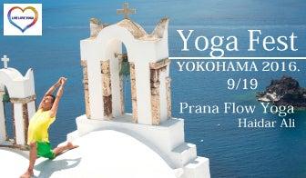 Yogafest Yokohama 2016