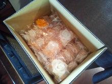 バラの手作りキャンドル