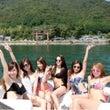 モデル友達と琵琶湖c…