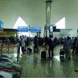 ドバイ空港で乗換